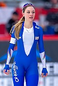 Subject: Noemi Bonazza; Tags: Athlet, Athlete, Sportler, Wettkämpfer, Sportsman, Damen, Ladies, Frau, Mesdames, Female, Women, Eisschnelllauf, Speed skating, Schaatsen, ITA, Italy, Italien, Noemi Bonazza, Sport; PhotoID: 2019-02-10-0045
