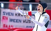 Subject: Roxanne Dufter; Tags: Athlet, Athlete, Sportler, Wettkämpfer, Sportsman, Damen, Ladies, Frau, Mesdames, Female, Women, Eisschnelllauf, Speed skating, Schaatsen, GER, Germany, Deutschland, Roxanne Dufter, Sport; PhotoID: 2019-02-10-0062