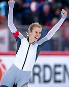 Subject: Roxanne Dufter; Tags: Athlet, Athlete, Sportler, Wettkämpfer, Sportsman, Damen, Ladies, Frau, Mesdames, Female, Women, Eisschnelllauf, Speed skating, Schaatsen, GER, Germany, Deutschland, Roxanne Dufter, Sport; PhotoID: 2019-02-10-0063