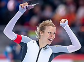 Subject: Roxanne Dufter; Tags: Athlet, Athlete, Sportler, Wettkämpfer, Sportsman, Damen, Ladies, Frau, Mesdames, Female, Women, Eisschnelllauf, Speed skating, Schaatsen, GER, Germany, Deutschland, Roxanne Dufter, Sport; PhotoID: 2019-02-10-0064
