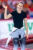Subject: Roxanne Dufter; Tags: Athlet, Athlete, Sportler, Wettkämpfer, Sportsman, Damen, Ladies, Frau, Mesdames, Female, Women, Eisschnelllauf, Speed skating, Schaatsen, GER, Germany, Deutschland, Roxanne Dufter, Sport; PhotoID: 2019-02-10-0071