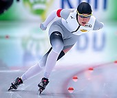 Subject: Gabriele Hirschbichler; Tags: Athlet, Athlete, Sportler, Wettkämpfer, Sportsman, Damen, Ladies, Frau, Mesdames, Female, Women, Eisschnelllauf, Speed skating, Schaatsen, GER, Germany, Deutschland, Gabriele Hirschbichler, Sport; PhotoID: 2019-02-10-0080