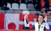 Subject: Gabriele Hirschbichler; Tags: Athlet, Athlete, Sportler, Wettkämpfer, Sportsman, Damen, Ladies, Frau, Mesdames, Female, Women, Eisschnelllauf, Speed skating, Schaatsen, GER, Germany, Deutschland, Gabriele Hirschbichler, Sport; PhotoID: 2019-02-10-0087