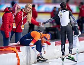 Subject: Antoinette de Jong; Tags: Antoinette de Jong, Athlet, Athlete, Sportler, Wettkämpfer, Sportsman, Damen, Ladies, Frau, Mesdames, Female, Women, Eisschnelllauf, Speed skating, Schaatsen, NED, Netherlands, Niederlande, Holland, Dutch, Sport; PhotoID: 2019-02-10-0152