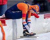 Subject: Antoinette de Jong; Tags: Antoinette de Jong, Athlet, Athlete, Sportler, Wettkämpfer, Sportsman, Damen, Ladies, Frau, Mesdames, Female, Women, Eisschnelllauf, Speed skating, Schaatsen, NED, Netherlands, Niederlande, Holland, Dutch, Sport; PhotoID: 2019-02-10-0153