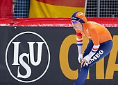 Subject: Antoinette de Jong; Tags: Antoinette de Jong, Athlet, Athlete, Sportler, Wettkämpfer, Sportsman, Damen, Ladies, Frau, Mesdames, Female, Women, Eisschnelllauf, Speed skating, Schaatsen, NED, Netherlands, Niederlande, Holland, Dutch, Sport; PhotoID: 2019-02-10-0160