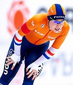 Subject: Antoinette de Jong; Tags: Antoinette de Jong, Athlet, Athlete, Sportler, Wettkämpfer, Sportsman, Damen, Ladies, Frau, Mesdames, Female, Women, Eisschnelllauf, Speed skating, Schaatsen, NED, Netherlands, Niederlande, Holland, Dutch, Sport; PhotoID: 2019-02-10-0162