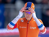 Subject: Ireen Wüst; Tags: Athlet, Athlete, Sportler, Wettkämpfer, Sportsman, Damen, Ladies, Frau, Mesdames, Female, Women, Eisschnelllauf, Speed skating, Schaatsen, Ireen Wüst, NED, Netherlands, Niederlande, Holland, Dutch, Sport; PhotoID: 2019-02-10-0165