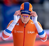 Subject: Ireen Wüst; Tags: Athlet, Athlete, Sportler, Wettkämpfer, Sportsman, Damen, Ladies, Frau, Mesdames, Female, Women, Eisschnelllauf, Speed skating, Schaatsen, Ireen Wüst, NED, Netherlands, Niederlande, Holland, Dutch, Sport; PhotoID: 2019-02-10-0166