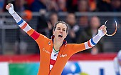 Subject: Ireen Wüst; Tags: Athlet, Athlete, Sportler, Wettkämpfer, Sportsman, Damen, Ladies, Frau, Mesdames, Female, Women, Eisschnelllauf, Speed skating, Schaatsen, Ireen Wüst, NED, Netherlands, Niederlande, Holland, Dutch, Sport; PhotoID: 2019-02-10-0189
