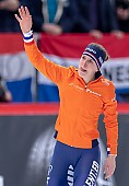 Subject: Ireen Wüst; Tags: Athlet, Athlete, Sportler, Wettkämpfer, Sportsman, Damen, Ladies, Frau, Mesdames, Female, Women, Eisschnelllauf, Speed skating, Schaatsen, Ireen Wüst, NED, Netherlands, Niederlande, Holland, Dutch, Sport; PhotoID: 2019-02-10-0231