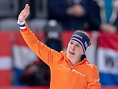 Subject: Ireen Wüst; Tags: Athlet, Athlete, Sportler, Wettkämpfer, Sportsman, Damen, Ladies, Frau, Mesdames, Female, Women, Eisschnelllauf, Speed skating, Schaatsen, Ireen Wüst, NED, Netherlands, Niederlande, Holland, Dutch, Sport; PhotoID: 2019-02-10-0232