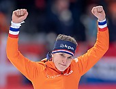 Subject: Ireen Wüst; Tags: Athlet, Athlete, Sportler, Wettkämpfer, Sportsman, Damen, Ladies, Frau, Mesdames, Female, Women, Eisschnelllauf, Speed skating, Schaatsen, Ireen Wüst, NED, Netherlands, Niederlande, Holland, Dutch, Sport; PhotoID: 2019-02-10-0235