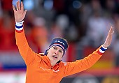 Subject: Ireen Wüst; Tags: Athlet, Athlete, Sportler, Wettkämpfer, Sportsman, Damen, Ladies, Frau, Mesdames, Female, Women, Eisschnelllauf, Speed skating, Schaatsen, Ireen Wüst, NED, Netherlands, Niederlande, Holland, Dutch, Sport; PhotoID: 2019-02-10-0238
