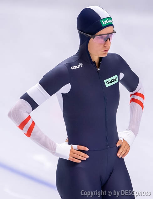Vanessa Herzog; Tags: AUT, Austria, Österreich, Athlet, Athlete, Sportler, Wettkämpfer, Sportsman, Damen, Ladies, Frau, Mesdames, Female, Women, Eisschnelllauf, Speed skating, Schaatsen, Sport, Vanessa Herzog; PhotoID: 2019-11-08-0168