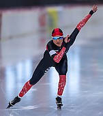Subject: Severine Biermann; Tags: Athlet, Athlete, Sportler, Wettkämpfer, Sportsman, Damen, Ladies, Frau, Mesdames, Female, Women, Eisschnelllauf, Speed skating, Schaatsen, SUI, Bulgaria, Bulgarien, Severine Biermann, Sport; PhotoID: 2019-11-09-0364