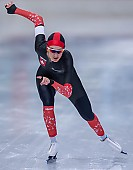 Subject: Vera Güntert; Tags: Athlet, Athlete, Sportler, Wettkämpfer, Sportsman, Damen, Ladies, Frau, Mesdames, Female, Women, Eisschnelllauf, Speed skating, Schaatsen, SUI, Bulgaria, Bulgarien, Sport, Vera Güntert; PhotoID: 2019-11-09-0524