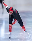 Subject: Vera Güntert; Tags: Athlet, Athlete, Sportler, Wettkämpfer, Sportsman, Damen, Ladies, Frau, Mesdames, Female, Women, Eisschnelllauf, Speed skating, Schaatsen, SUI, Bulgaria, Bulgarien, Sport, Vera Güntert; PhotoID: 2019-11-09-0547