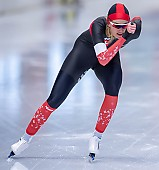 Subject: Vera Güntert; Tags: Athlet, Athlete, Sportler, Wettkämpfer, Sportsman, Damen, Ladies, Frau, Mesdames, Female, Women, Eisschnelllauf, Speed skating, Schaatsen, SUI, Bulgaria, Bulgarien, Sport, Vera Güntert; PhotoID: 2019-11-09-0550