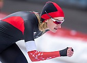 Subject: Vera Güntert; Tags: Athlet, Athlete, Sportler, Wettkämpfer, Sportsman, Damen, Ladies, Frau, Mesdames, Female, Women, Eisschnelllauf, Speed skating, Schaatsen, SUI, Bulgaria, Bulgarien, Sport, Vera Güntert; PhotoID: 2019-11-09-0556