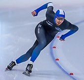 Subject: Simon Albrecht; Tags: Athlet, Athlete, Sportler, Wettkämpfer, Sportsman, Eisschnelllauf, Speed skating, Schaatsen, GER, Germany, Deutschland, Herren, Men, Gentlemen, Mann, Männer, Gents, Sirs, Mister, Simon Albrecht, Sport; PhotoID: 2019-11-09-1233