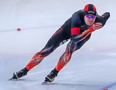 Subject: Niklas Kurzmann; Tags: Athlet, Athlete, Sportler, Wettkämpfer, Sportsman, Eisschnelllauf, Speed skating, Schaatsen, GER, Germany, Deutschland, Herren, Men, Gentlemen, Mann, Männer, Gents, Sirs, Mister, Niklas Kurzmann, Sport; PhotoID: 2019-11-09-1291