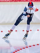 Motiv: Martina Sáblíková; Tags: Athlet, Athlete, Sportler, Wettkämpfer, Sportsman, CZE, Czech Republic, Tschechische Republik, Tschechien, Damen, Ladies, Frau, Mesdames, Female, Women, Eisschnelllauf, Speed skating, Schaatsen, Martina Sablikova, Sport; PhotoID: 2019-11-09-1834
