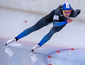 Subject: Josie Hofmann; Tags: Sport, Josie Hofmann, GER, Germany, Deutschland, Eisschnelllauf, Speed skating, Schaatsen, Damen, Ladies, Frau, Mesdames, Female, Women, Athlet, Athlete, Sportler, Wettkämpfer, Sportsman; PhotoID: 2019-11-10-0009
