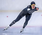 Subject: Mareike Thum; Tags: Sport, Mareike Thum, GER, Germany, Deutschland, Eisschnelllauf, Speed skating, Schaatsen, Damen, Ladies, Frau, Mesdames, Female, Women, Athlet, Athlete, Sportler, Wettkämpfer, Sportsman; PhotoID: 2019-11-10-0027