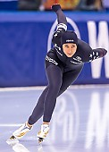 Subject: Brittany Bowe; Tags: Athlet, Athlete, Sportler, Wettkämpfer, Sportsman, Brittany Bowe, Damen, Ladies, Frau, Mesdames, Female, Women, Eisschnelllauf, Speed skating, Schaatsen, Sport, USA, United States, Vereinigte Staaten von Amerika; PhotoID: 2019-11-16-0457