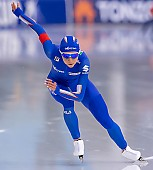 Subject: Noemi Bonazza; Tags: Athlet, Athlete, Sportler, Wettkämpfer, Sportsman, Damen, Ladies, Frau, Mesdames, Female, Women, Eisschnelllauf, Speed skating, Schaatsen, ITA, Italy, Italien, Noemi Bonazza, Sport; PhotoID: 2019-11-16-0600