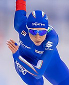 Subject: Noemi Bonazza; Tags: Athlet, Athlete, Sportler, Wettkämpfer, Sportsman, Damen, Ladies, Frau, Mesdames, Female, Women, Eisschnelllauf, Speed skating, Schaatsen, ITA, Italy, Italien, Noemi Bonazza, Sport; PhotoID: 2019-11-16-0601