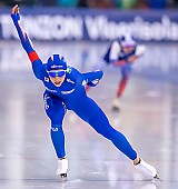 Subject: Noemi Bonazza; Tags: Athlet, Athlete, Sportler, Wettkämpfer, Sportsman, Damen, Ladies, Frau, Mesdames, Female, Women, Eisschnelllauf, Speed skating, Schaatsen, ITA, Italy, Italien, Noemi Bonazza, Sport; PhotoID: 2019-11-16-0604