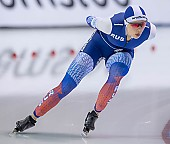 Subject: Elena Sokhryakova; Tags: Eisschnelllauf, Speed skating, Schaatsen, Damen, Ladies, Frau, Mesdames, Female, Women, Athlet, Athlete, Sportler, Wettkämpfer, Sportsman, Sport, RUS, Russian Federation, Russische Föderation, Russia, Elena Sokhryakova; PhotoID: 2020-02-13-0008