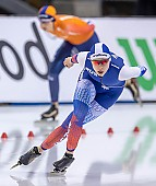 Subject: Elena Sokhryakova; Tags: Sport, RUS, Russian Federation, Russische Föderation, Russia, Elena Sokhryakova, Eisschnelllauf, Speed skating, Schaatsen, Damen, Ladies, Frau, Mesdames, Female, Women, Athlet, Athlete, Sportler, Wettkämpfer, Sportsman; PhotoID: 2020-02-13-0011