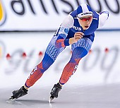 Subject: Elena Sokhryakova; Tags: RUS, Russian Federation, Russische Föderation, Russia, Elena Sokhryakova, Eisschnelllauf, Speed skating, Schaatsen, Damen, Ladies, Frau, Mesdames, Female, Women, Athlet, Athlete, Sportler, Wettkämpfer, Sportsman, Sport; PhotoID: 2020-02-13-0012