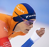 Subject: Irene Schouten; Tags: Sport, NED, Netherlands, Niederlande, Holland, Dutch, Irene Schouten, Eisschnelllauf, Speed skating, Schaatsen, Damen, Ladies, Frau, Mesdames, Female, Women, Athlet, Athlete, Sportler, Wettkämpfer, Sportsman; PhotoID: 2020-02-13-0013