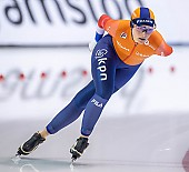 Subject: Irene Schouten; Tags: Damen, Ladies, Frau, Mesdames, Female, Women, Athlet, Athlete, Sportler, Wettkämpfer, Sportsman, Sport, NED, Netherlands, Niederlande, Holland, Dutch, Irene Schouten, Eisschnelllauf, Speed skating, Schaatsen; PhotoID: 2020-02-13-0014