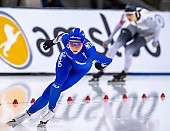 Subject: Noemi Bonazza; Tags: Sport, Noemi Bonazza, ITA, Italy, Italien, Eisschnelllauf, Speed skating, Schaatsen, Damen, Ladies, Frau, Mesdames, Female, Women, Athlet, Athlete, Sportler, Wettkämpfer, Sportsman; PhotoID: 2020-02-13-0016