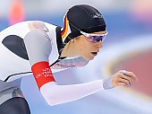 Subject: Roxanne Dufter; Tags: Athlet, Athlete, Sportler, Wettkämpfer, Sportsman, Sport, Roxanne Dufter, GER, Germany, Deutschland, Eisschnelllauf, Speed skating, Schaatsen, Damen, Ladies, Frau, Mesdames, Female, Women; PhotoID: 2020-02-13-0021