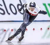 Subject: Natalia Czerwonka; Tags: Athlet, Athlete, Sportler, Wettkämpfer, Sportsman, Damen, Ladies, Frau, Mesdames, Female, Women, Eisschnelllauf, Speed skating, Schaatsen, Natalia Czerwonka, POL, Poland, Polen, Sport; PhotoID: 2020-02-13-0041
