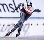 Subject: Natalia Czerwonka; Tags: Athlet, Athlete, Sportler, Wettkämpfer, Sportsman, Damen, Ladies, Frau, Mesdames, Female, Women, Eisschnelllauf, Speed skating, Schaatsen, Natalia Czerwonka, POL, Poland, Polen, Sport; PhotoID: 2020-02-13-0043