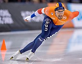 Subject: Kjeld Nuis; Tags: Athlet, Athlete, Sportler, Wettkämpfer, Sportsman, Eisschnelllauf, Speed skating, Schaatsen, Herren, Men, Gentlemen, Mann, Männer, Gents, Sirs, Mister, Kjeld Nuis, NED, Netherlands, Niederlande, Holland, Dutch, Sport; PhotoID: 2020-02-15-0137
