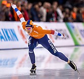 Subject: Ireen Wüst; Tags: Athlet, Athlete, Sportler, Wettkämpfer, Sportsman, Damen, Ladies, Frau, Mesdames, Female, Women, Eisschnelllauf, Speed skating, Schaatsen, Ireen Wüst, NED, Netherlands, Niederlande, Holland, Dutch, Sport; PhotoID: 2020-02-15-0207