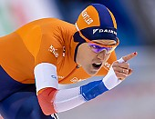 Subject: Ireen Wüst; Tags: Athlet, Athlete, Sportler, Wettkämpfer, Sportsman, Damen, Ladies, Frau, Mesdames, Female, Women, Eisschnelllauf, Speed skating, Schaatsen, Ireen Wüst, NED, Netherlands, Niederlande, Holland, Dutch, Sport; PhotoID: 2020-02-15-0210