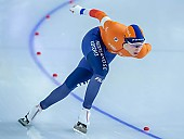 Motiv: Antoinette de Jong; Tags: Antoinette de Jong, Athlet, Athlete, Sportler, Wettkämpfer, Sportsman, Damen, Ladies, Frau, Mesdames, Female, Women, Eisschnelllauf, Speed skating, Schaatsen, NED, Netherlands, Niederlande, Holland, Dutch, Sport; PhotoID: 2021-02-11-0109
