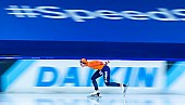 Motiv: Antoinette de Jong; Tags: Antoinette de Jong, Athlet, Athlete, Sportler, Wettkämpfer, Sportsman, Damen, Ladies, Frau, Mesdames, Female, Women, Eisschnelllauf, Speed skating, Schaatsen, NED, Netherlands, Niederlande, Holland, Dutch, Sport; PhotoID: 2021-02-11-0114