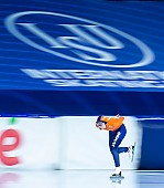 Motiv: Antoinette de Jong; Tags: Antoinette de Jong, Athlet, Athlete, Sportler, Wettkämpfer, Sportsman, Damen, Ladies, Frau, Mesdames, Female, Women, Eisschnelllauf, Speed skating, Schaatsen, NED, Netherlands, Niederlande, Holland, Dutch, Sport; PhotoID: 2021-02-11-0115