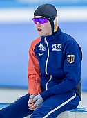 Subject: Anna Ostlender; Tags: Anna Ostlender, Athlet, Athlete, Sportler, Wettkämpfer, Sportsman, Damen, Ladies, Frau, Mesdames, Female, Women, Eisschnelllauf, Speed skating, Schaatsen, GER, Germany, Deutschland, Sport; PhotoID: 2021-02-12-2551