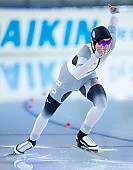 Subject: Anna Ostlender; Tags: Anna Ostlender, Athlet, Athlete, Sportler, Wettkämpfer, Sportsman, Damen, Ladies, Frau, Mesdames, Female, Women, Eisschnelllauf, Speed skating, Schaatsen, GER, Germany, Deutschland, Sport; PhotoID: 2021-02-12-2666